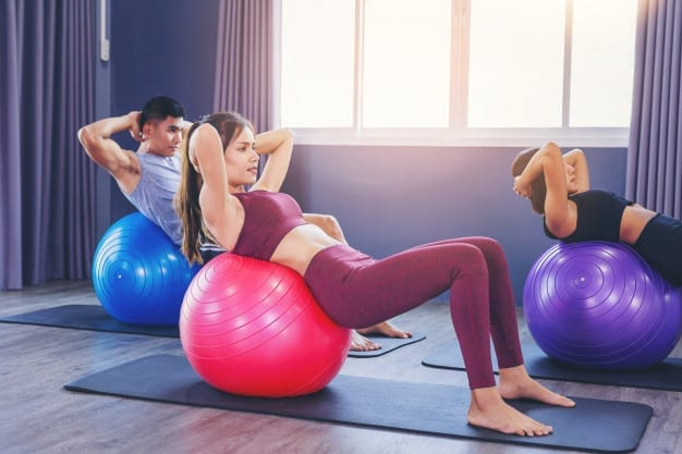 Stretch And Release Group Pilates Class By Pilates Body Tree Pte Ltd